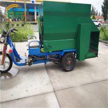 四川都在用自动投喂车 养殖专用机动车投喂车 润华厂家研制出售