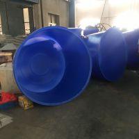 重庆供应600LPE塑胶圆桶 酒糟发酵罐桶