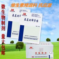 厂家君诺饲料添加剂补充维生素【氨基电解多维】
