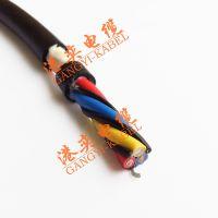 TRVV高柔性拖链电缆|数控机床专用TRVV拖链电缆