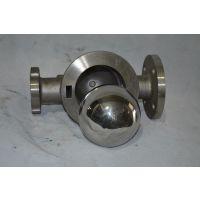 不锈钢双金属片式螺纹疏水阀CS17H-16P 双金属片式螺纹疏水阀