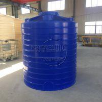 上海厂家 供应5吨塑料水箱 滚塑PE水箱