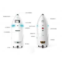金灵 JL501监控、巡逻、与人交流的智能服务安保机器人