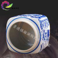 800ml2斤装土蜂蜜陶瓷罐阿胶膏专用罐膏方罐膏剂罐定制logo定制罐