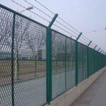体育防护网厂家 江门养殖场隔离网勾花网 出口镀锌网价格