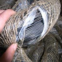 厂家生产圆形冷拔低碳钢丝 12号黑铁丝 电杆加筋铁丝