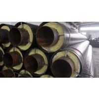 渤洋厂家直销 钢套钢蒸汽保温钢管 聚氨酯蒸汽保温钢管 输送保温管道