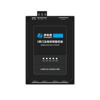 两口串口服务器RS232/485/422转RJ45支持6个TCP连接康耐德品牌