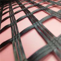 福建生产销售玻璃纤维土工格栅国标50 80 100kn沥青路用双向玻纤土工格栅价格