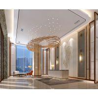 广元酒店设计推荐,广元酒店大堂装修要点