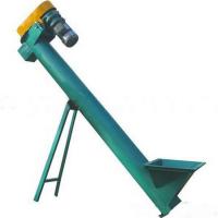 定制倾斜上料机 防尘 小麦上料机