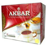 AkBAR阿客巴 高山锡兰红茶100g(2g*50) 斯里兰卡进口茶
