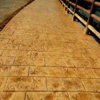 供应江北区透水地坪|压花地坪厂家|彩色水泥制品|压模地坪材料|透水混凝土生产厂家|压花地坪施工