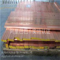 防氧化紫铜排-盘圆TMY紫铜母线-耐高温C1100红铜条