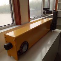 山东欧式成套驱动厂家 EBS14-27欧式端梁 矩形管 钢板焊接 科尼端梁 赛奥威