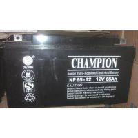 衢州市冠军蓄电池NP80-12金牌代理商一级报价