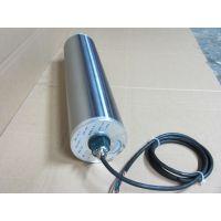 微型电动滚筒 链轮滚筒传动带动力滚筒 包胶直流交流电滚筒带电机,不锈钢电动滚筒,流水线电动滚筒