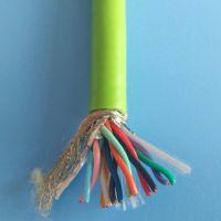 高柔耐折伺服电机信号线8/14芯 双绞屏蔽编码器专用电缆耐寒防冻