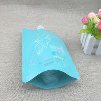 纯铝吸嘴袋生产厂家 400G食用黄蜂蜡软包装袋 500ml蜂蜜自立袋