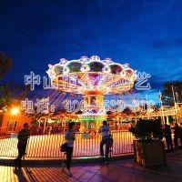 游乐设备 户外大型游乐场游乐设施 飓风飞椅游乐设备 摇头飞椅厂