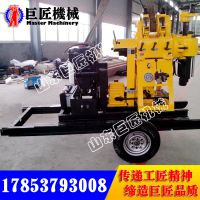 供应深孔钻机省力XYX180拖车式液压地质勘探钻钻探机更高效的岩心钻机