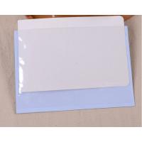 插袋PVC软磁 PVC软磁冰箱贴相框相夹 磁性相片袋文件框 白板磁铁框留言帖 磁吸软磁袋