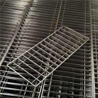 金聚进 吊顶 围墙不锈钢格栅板 工作平台钢格板 货架格栅板 1米
