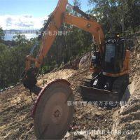 岩石锯 北京 合金 沃尔沃 岩石锯 专业改装