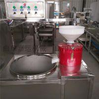气动豆腐压榨机不锈钢材质 多功能花生豆腐机 豆腐机价格