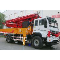 青岛科尼乐 39米/42米混凝土臂架泵车