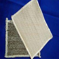 土工材料厂家批发防水毯,膨润土防水毯在地下室铺设的施工流程