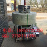 小麦杂粮面粉石磨机宏瑞厂家供应小型面粉石磨机