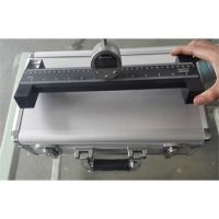 手持式钢化玻璃测平仪 钢化玻璃弯曲度测量仪 JSS/金时速