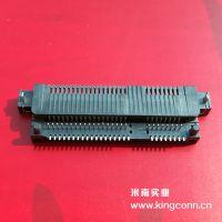 MINI PIC-E 52P 沉板式 H1.7 插头 H1插头 MINI 52P 电脑连接器