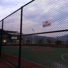 网球场围网 勾花护栏网 包塑勾花网