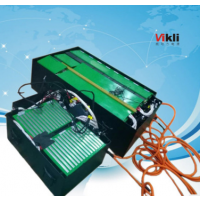 Vikli磷酸铁锂电池组96v300AH大容量动力型锂电池组