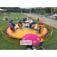 游乐园的游乐设施 新型游乐设备 旋转游乐设备 时空翻转游乐设备