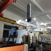 单轴注塑机机械手 小型机械手臂 厂家直销