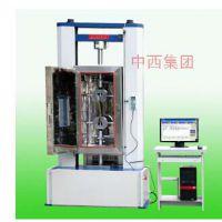 中西(DYP)电脑式伺服型高低温万能材料试验机 型号:HZ55/HZ-1009 库号:M10464