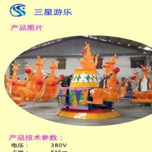袋鼠跳公园游乐设备中的小型游乐设备代表玩具
