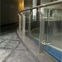 金聚进 浙江生产 楼梯扶手不锈钢工程立柱 立柱护栏楼梯阳台玻璃栏杆GCE5W2