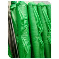 福瑞德 聚乙烯新料绿色六针防尘网现货联系:15131879580