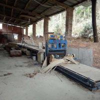 8成新漳州华成3*6尺二手排板铺装线