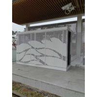 黔南穿孔氟碳铝单板装饰安全可靠 雕花铝单板厂
