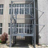 定制新疆导轨式升降货梯,链条式升降货梯规格