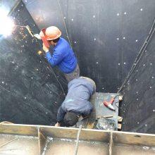 钢铁厂下料斗内衬微晶铸石衬板高分子PP聚丙乙烯耐酸碱衬板用途