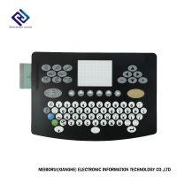 定制中高端的PET、PC薄膜开关,用于各类仪器仪表