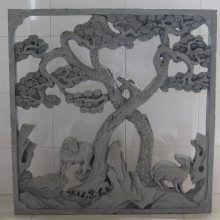 许昌江南混凝土洞窗砌块椭圆形隔扇窗