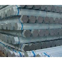 镀锌钢管与非镀锌钢管有什么区别?Q235材质利达厂