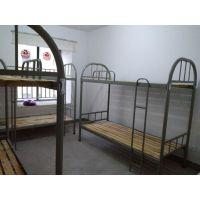 合肥销售上下铺床双层铁架床公寓床